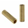 Beadalon Large Crimp Tubes Brass Color 10mm For 14ga 50pc